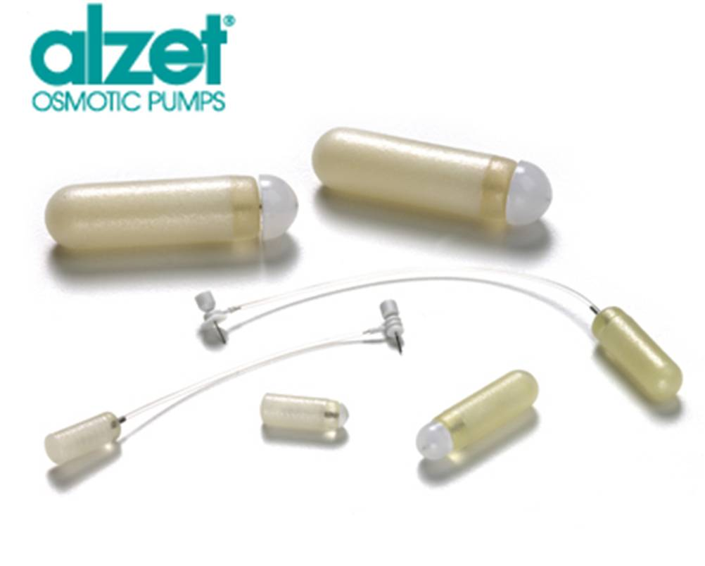 Alzet植入式渗透压给药泵,全球知名免注射动物给药工具